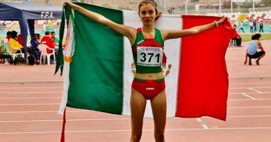 Marchista Mexicana Consigue Oro Campeonato Mundial Atletismo