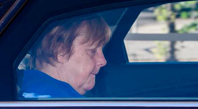 Merkel Aliado Bávaro Buscan Superar Crisis
