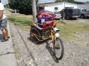 Motociclista Estrella Contra Triciclo Tuxpan Cobos