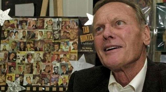 Muere Actor Tab Hunter 86 Años