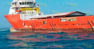 Multa $3.7 Millones Empresa Buque Daño Arrecife Tuxpan