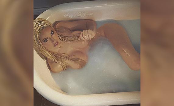 Natalie, sensualidad en su máxima expresión