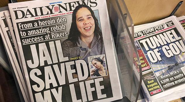 New York Daily News Despide Mitad Plantilla Director
