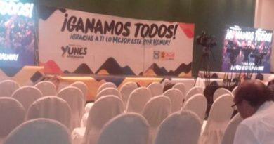 No Reconoce Yunes Márquez Derrota Espera Resultados Finales