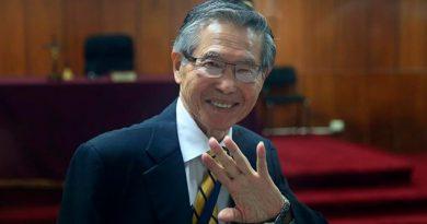 Nuevo Ministro Justicia Perú Favor Retirar Indulto Fujimori