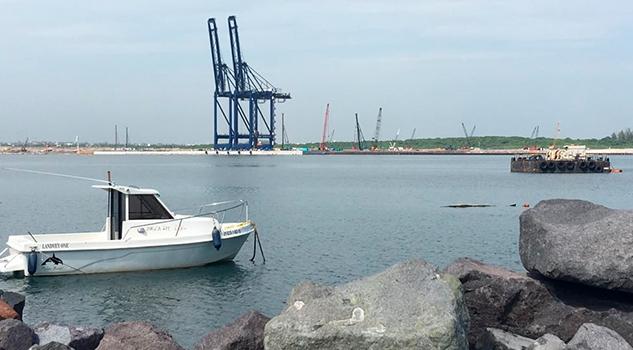 Nuevo Puerto Veracruz Presenta 60% Avance