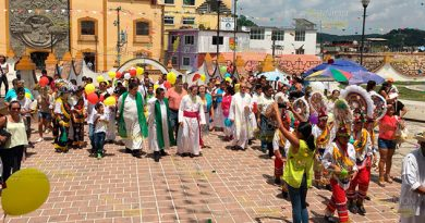 Obispo Realiza Visita Pastoral Papantla