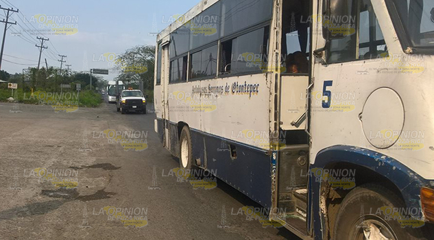 Piden Naranjos Mejorar Servicio Transporte Colectivo