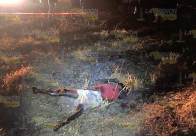 Hallan cuerpo putrefacto de una persona en una parcela en el municipio de Cazones