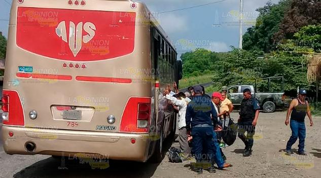 Realizan Revisiones Autobuses