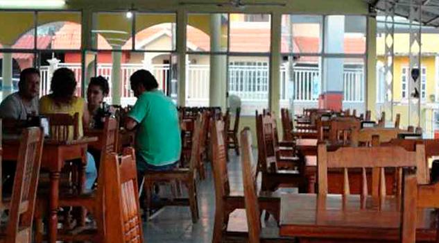 Restauranteros Alvarado Reportan Desplome 40% Ventas