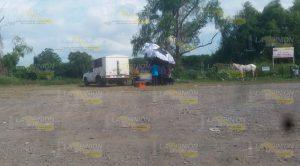 Retiran Centro Cazones de Herrera Ambulantes