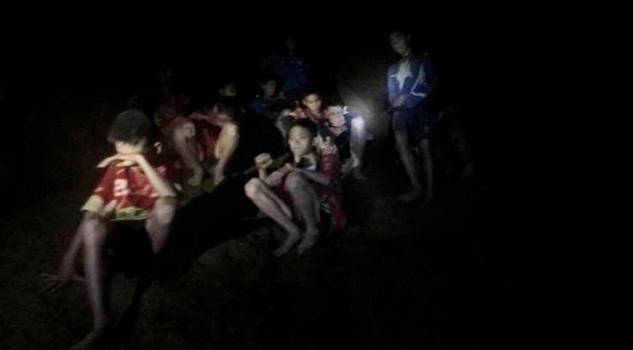 Salvan 12 Menores Perdidos Hace 9 Días En Cueva