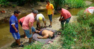 Se Ahoga Arroyo Tras Ataque Epiléptico Vega de San Marcos
