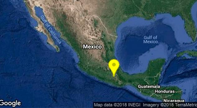 Se Registra Sismo Veracruz Varios Puntos República