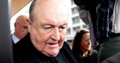 Sentencian 12 Meses Arzobispo Philip Wilson Encubrir Abusos Sexuales