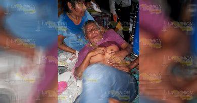 Sujetos Atacan Obrero Puñaladas