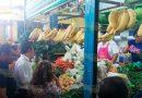 Supervisan condiciones del mercado Hidalgo de Papantla