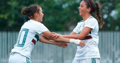 TRI Femenil Llega Final Barranquilla