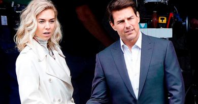 Tom Cruise Vanessa Kirby Se Carasán