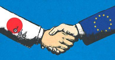 UE Japón Firman Acuerdo Comercial Cubre Tercio Economía Mundial