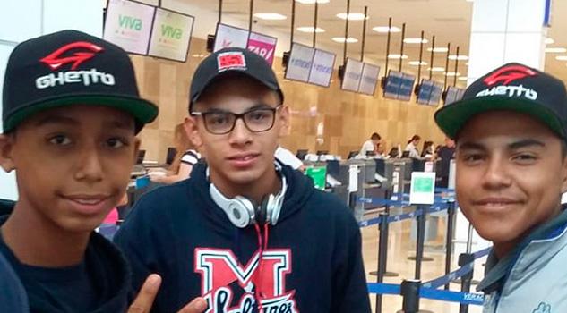 Viajan Beisbolistas Veracruzanos Sultanes Monterrey