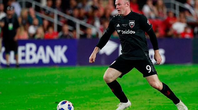 Wayne Rooney Debuta MLS Victoria