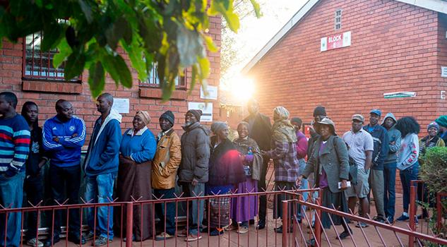 Zimbabue Vota Primera Vez Desde Caída Mugabe