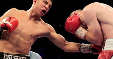 Jaime Munguía defendió título al dominar al inglés Liam Smith