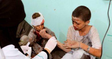 Al Menos 29 Niños Mueren Yemen Tras Ataque Arabia Saudita