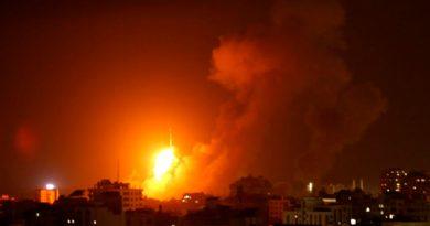 Al Menos Dos Heridos Por Llanzamiento Cohetes Ddesde Gaza Contra Israel