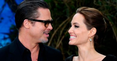 Angelina Jolie Acusa Brad Pitt de No Pagar Manutención Sus Hijos