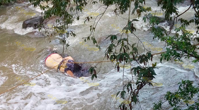 Aparecer Cadáver Una Mujer Flotando En Río Sedeño