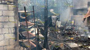 Arde Vivienda Colonia Villa Flores Poza Rica
