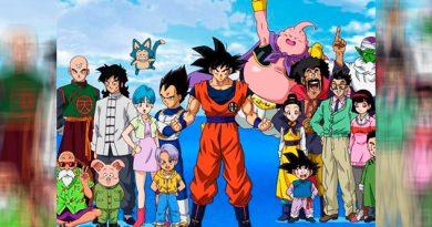 Así Lucirá Nuevo Planeta Vegeta Dragon Ball Super