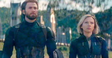 Así Serán Viuda Negra Capitán América Vengadores 4