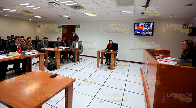 Avanza Lento Nuevo Sistema Judicial Tuxpan