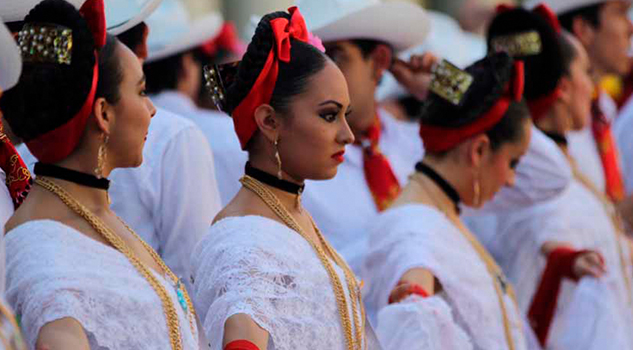 Bailarán La Bamba Más Grande Mundo Malecón Veracruz