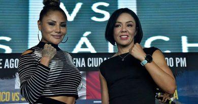Barby Juárez Jackie Nava Listas Para Enfrentarse