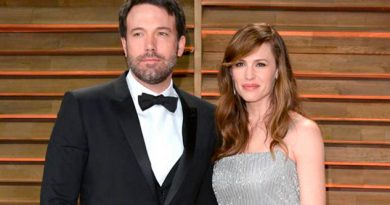 Ben Affleck Divorciará Jennifer Garner Salir Rehabilitación