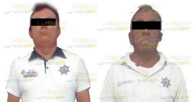 Caen Pseudo Agentes Tránsito Martínez de la Torre