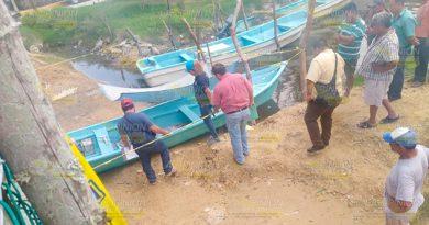 Consternación Tamiahua Fallece Conocido Pescador