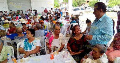 DIF Ayuntamiento Pánuco Celebran Día Nacional Adulto Mayor