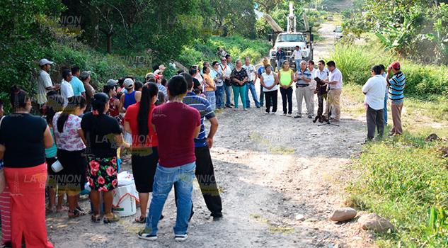 Dan Banderazo Trabajos Ampliación Energía Eléctrica Tlapacoyan