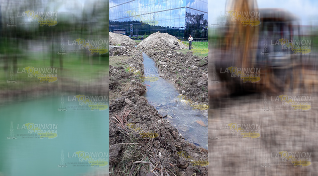 Descuido provoca ruptura en línea de cisterna en Tec. de Poza Rica