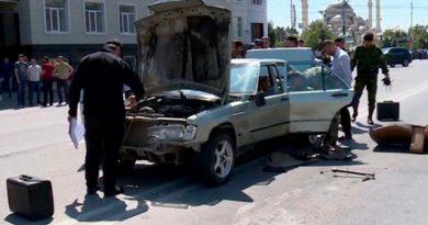 Doble Atentado Chechenia Deja 7 Heridos ISIS Asume Autoría