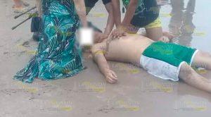 Dos personas mueren ahogadas Tamiahua