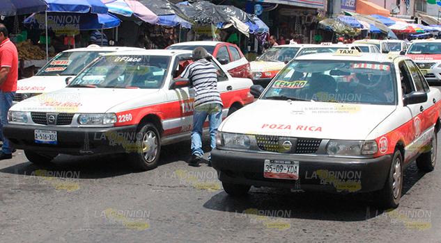 Duro Revés Taxistas