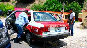 Ejecutan Taxista El Chote