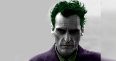 El Joker Joaquin Phoenix Primera Cinta Para Adultos DC